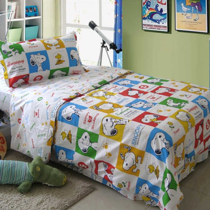Curtains Ideas snoopy shower curtain : Home —— Snoopy Duvet Cover Set