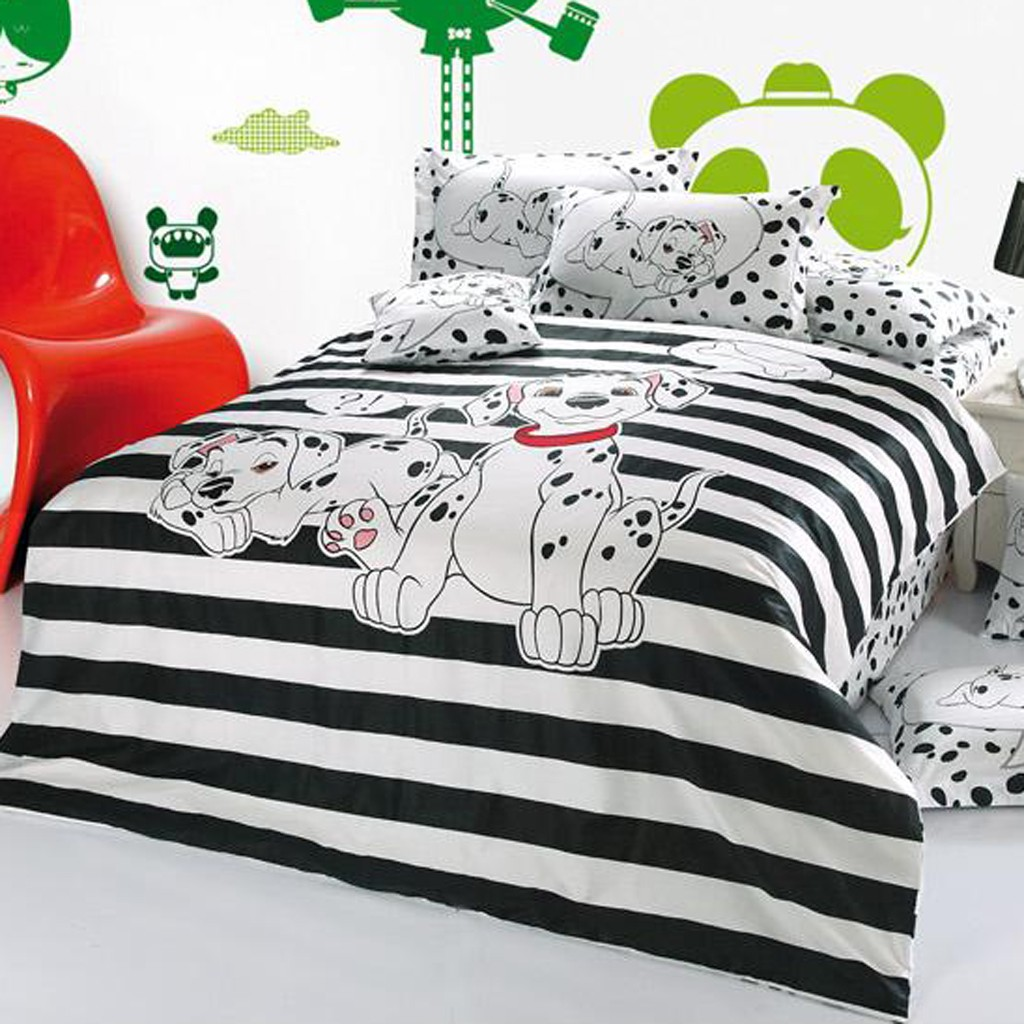 101 Dalmatians Bedding