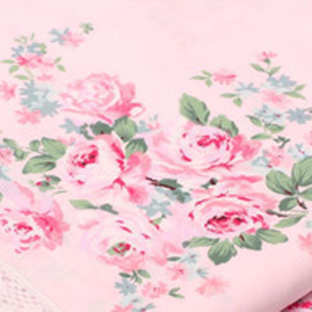 rose fabric. Black Bedroom Furniture Sets. Home Design Ideas