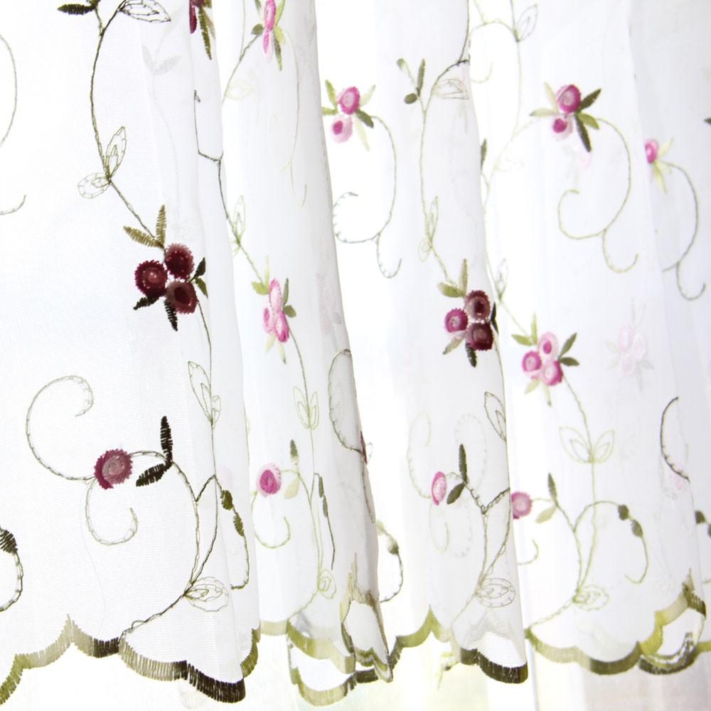 Shabby Chic Shower Curtains Shabby chic curtain