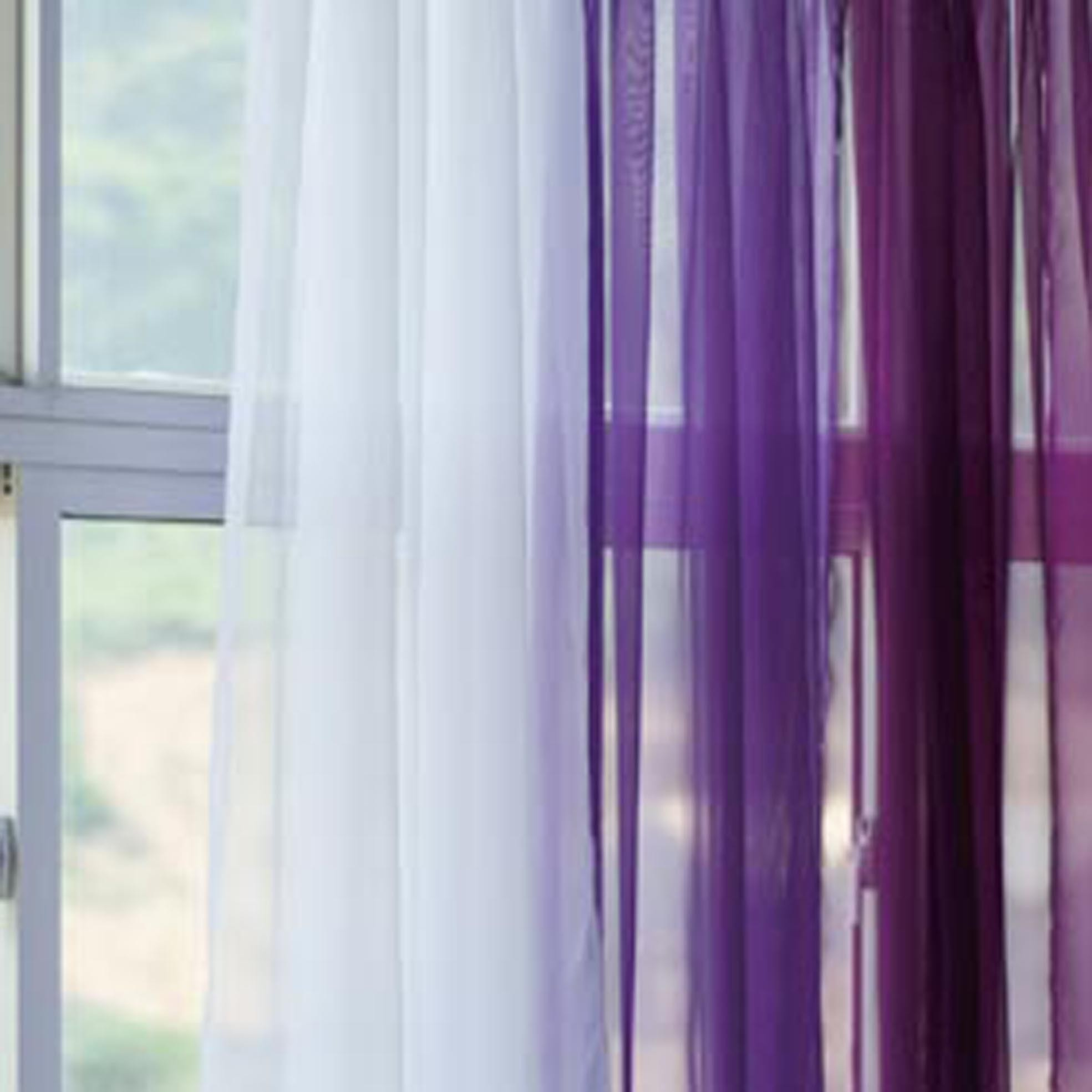 Curtains For Large Picture Windows Dark Pink Sheer Curtains