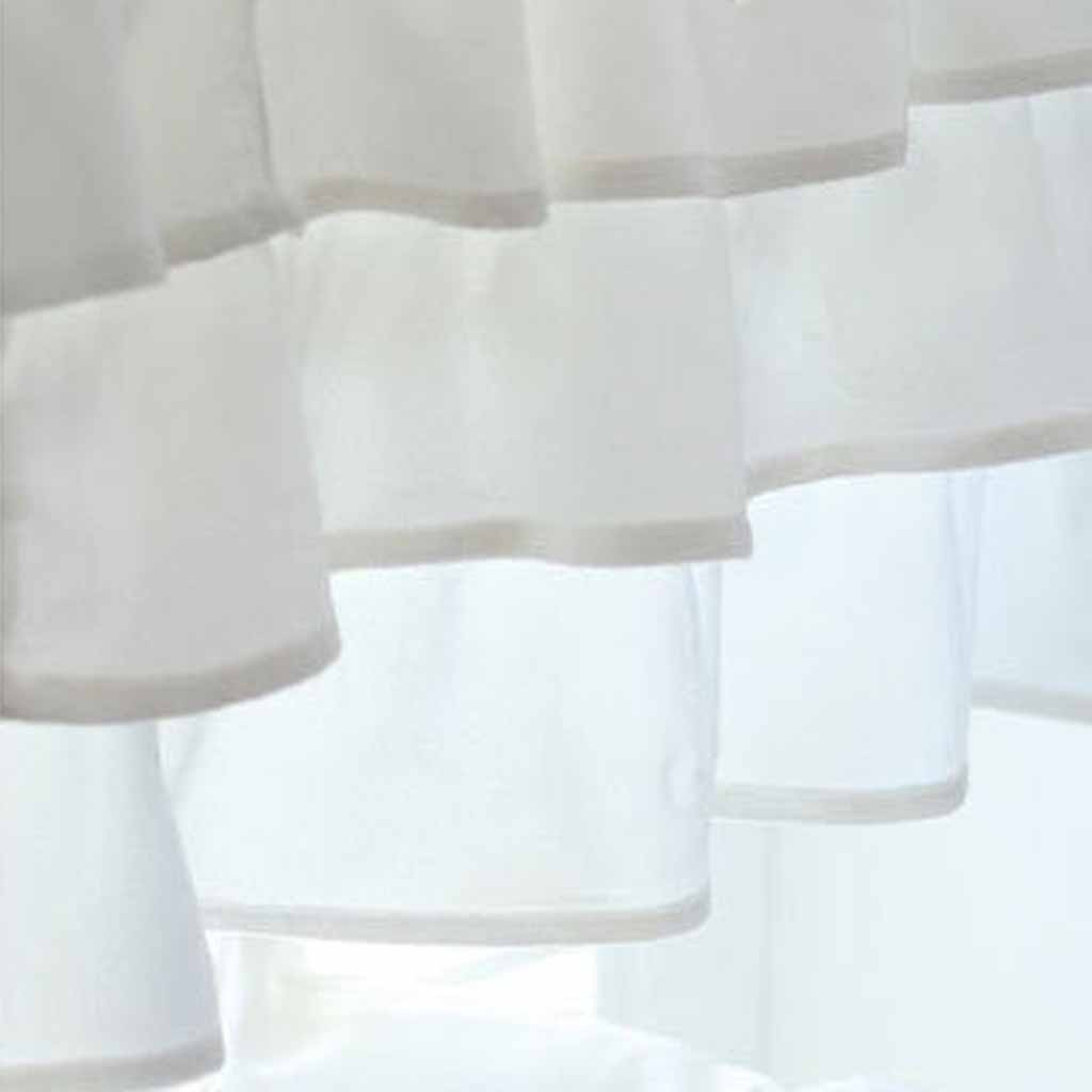 Displaying 20> Images For - White Ruffle Curtains...