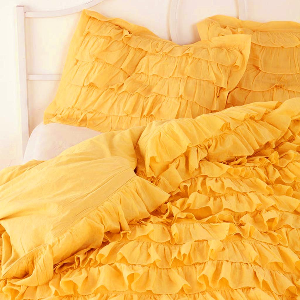 King Size Bed Ruffle