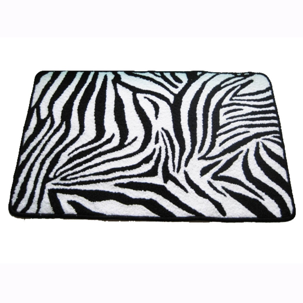 Zebra Rug Large: Zebra Rug