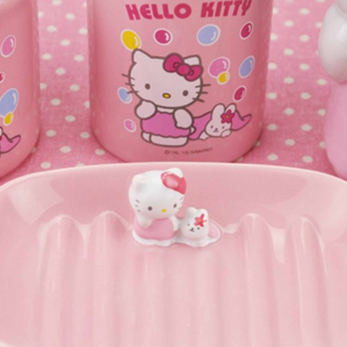 Hello Kitty Bathroom Set 4pcs