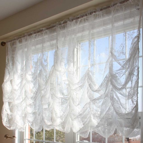 Balloon Curtains For Bedroom Lace Curtains