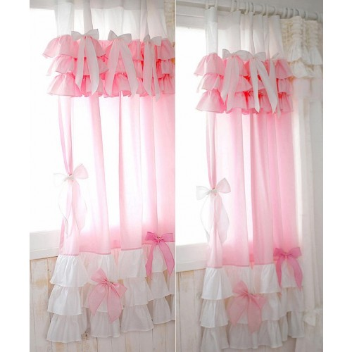 living room valance curtains