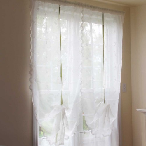 battenburg lace cafe curtains