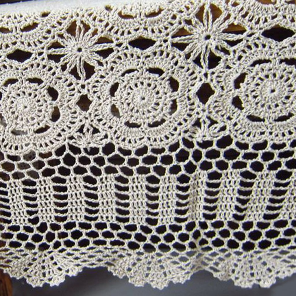 Crochet Tablecloth : crochet tablecloth