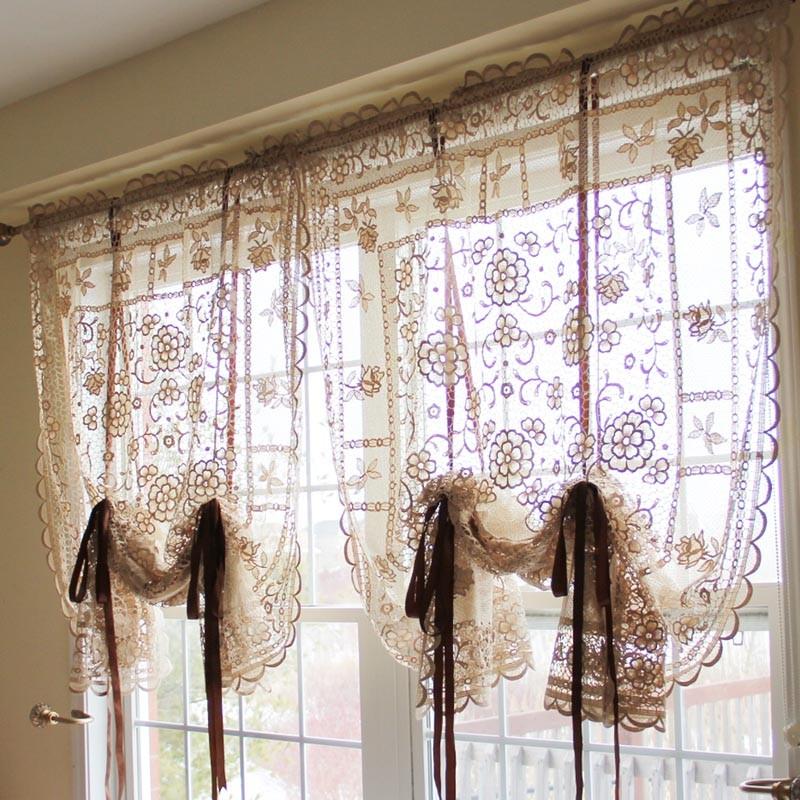 Kitchen Curtain And Blinds Kitchen Curtain Awning Kitchen Curtain Argos Kitchen Curtain Above: Lace Curtain