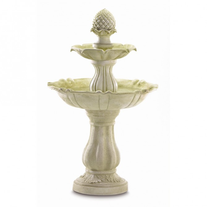 3 Tier Acorn Water Fountain