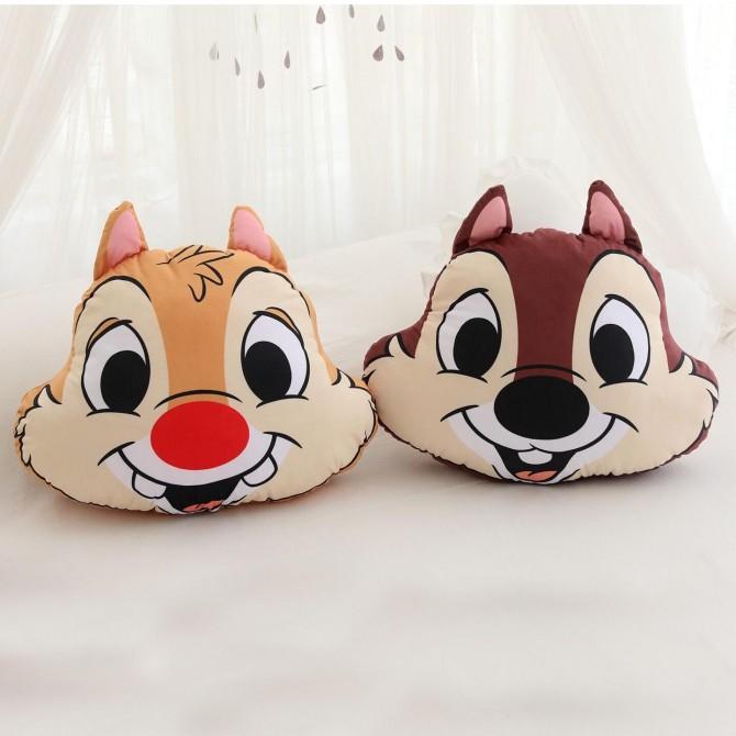 Chip 'n' Dale Chipmunk Pillow