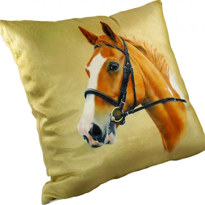 Mustang House Cushion Cover D