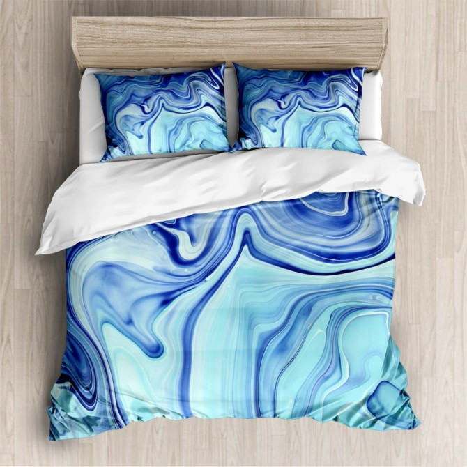 Abstract Fashion Duvet Cover Set D