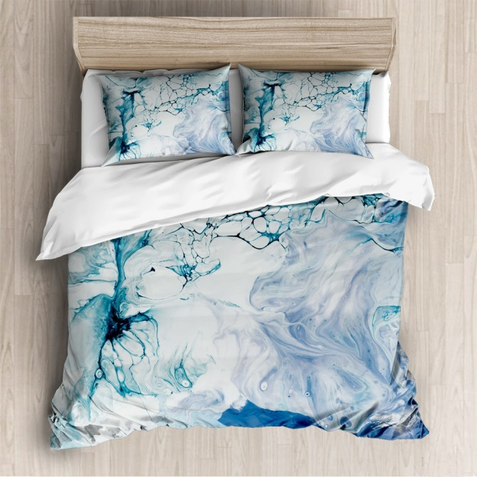 Abstract Fashion Duvet Cover Set  F
