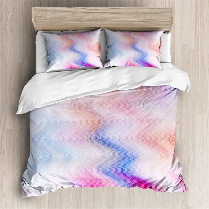 Abstract Fashion Duvet Cover Set  G
