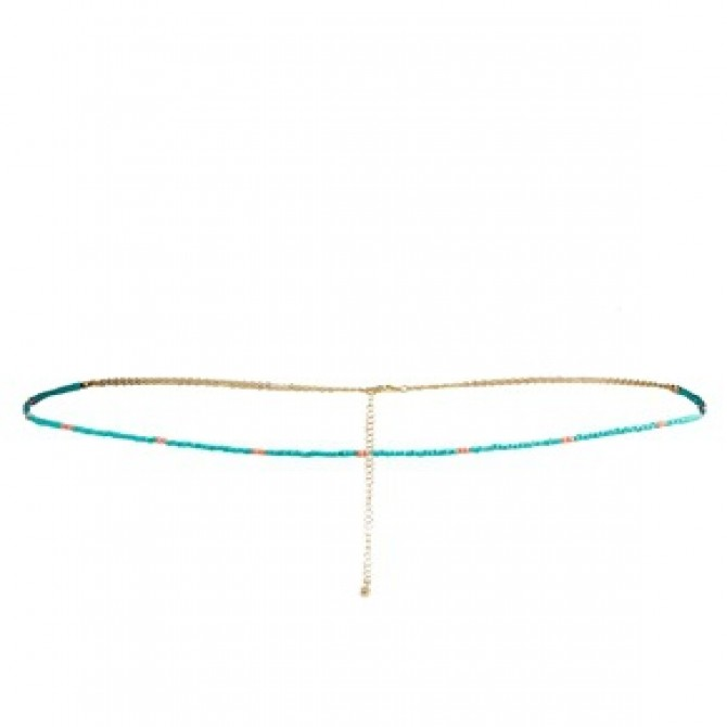 Turquoise Belly Waist Chain Jewelry