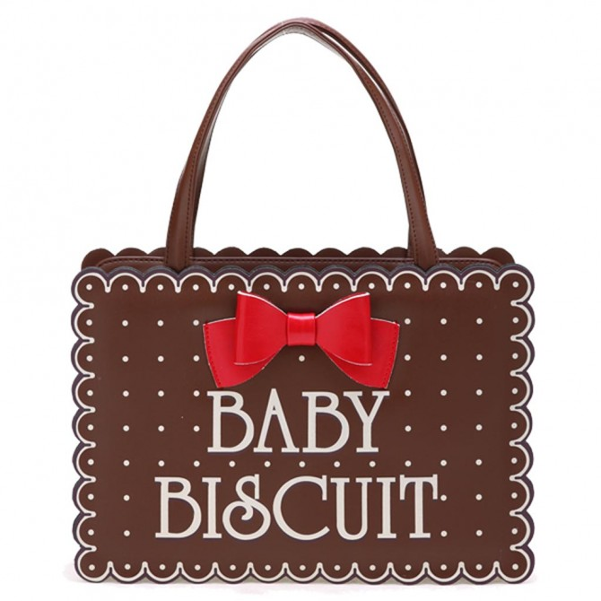 Japanese Harajuku Style Biscuit Purse