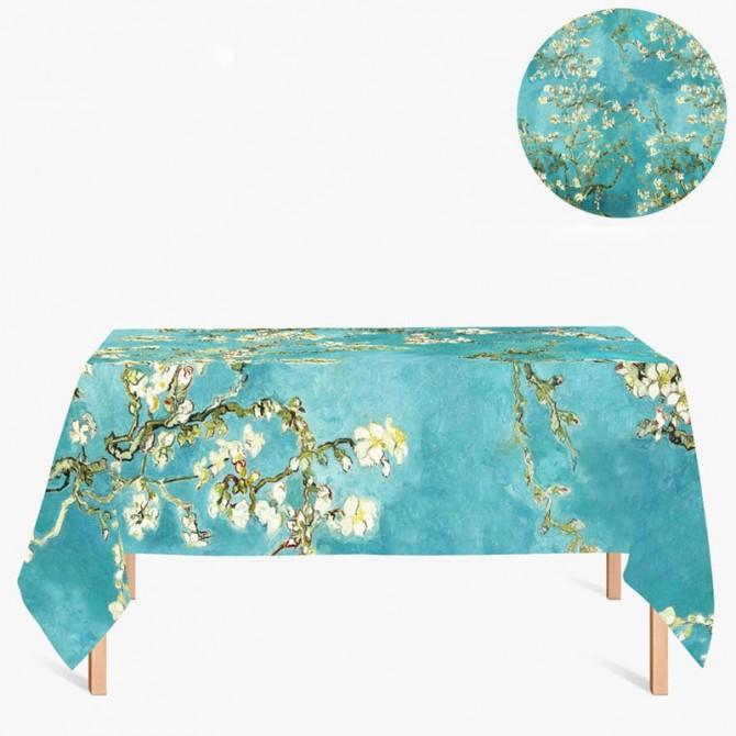 Van Gogh Almond Blossom Tablecloth