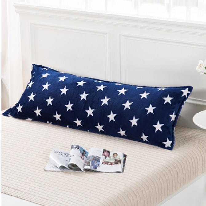 Stars Body Pillow Cover