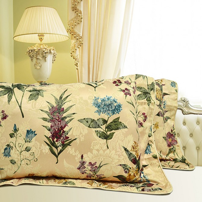 Botanical Pillow Sham