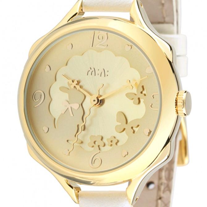 Bunny Rabbit Watch, Gold