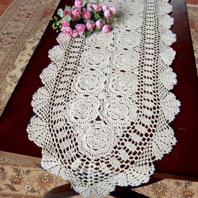 Crochet Runner