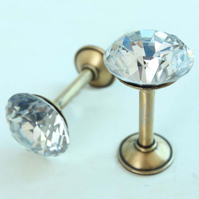 Galaxy Crystal Bronze Holdbacks