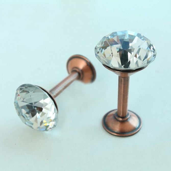 Galaxy Crystal Copper Holdbacks