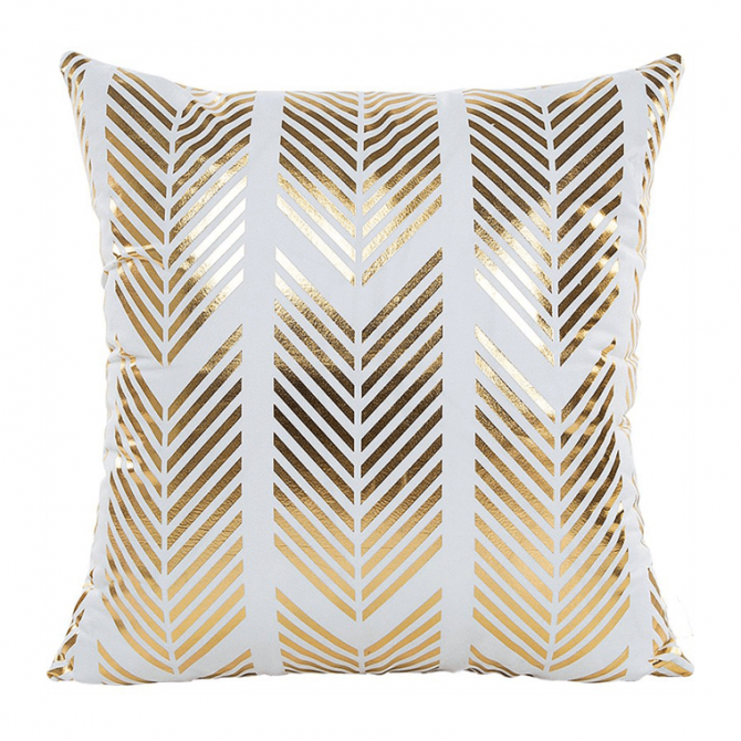Gold Cushion Cover C