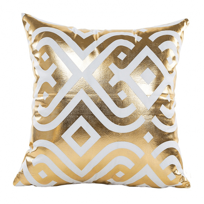 Gold Cushion Cover A