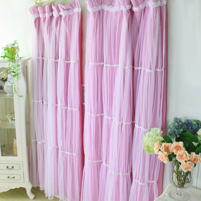 Florence Ruched Curtain Panel