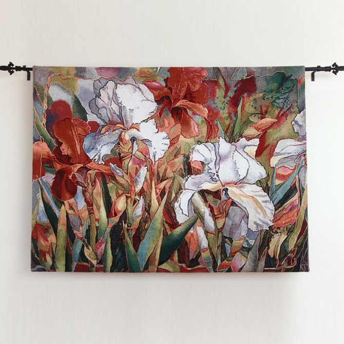Flower Wall Hanging Tapestry