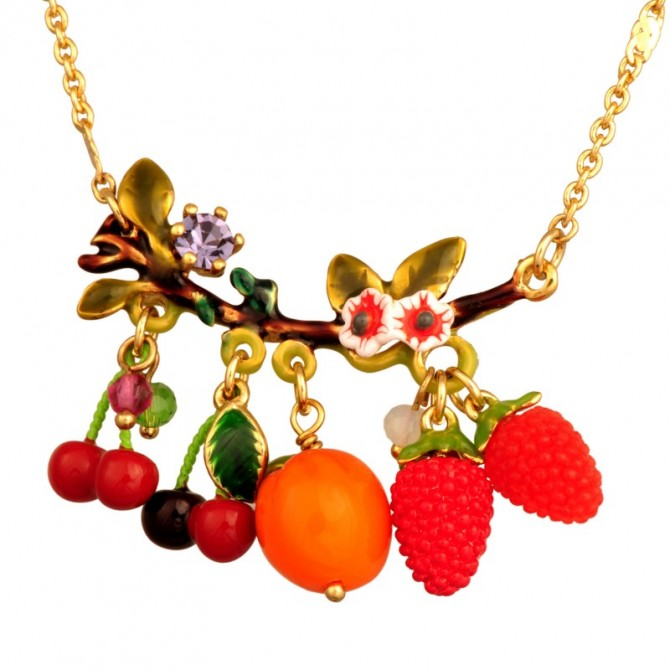 Fruits Necklace