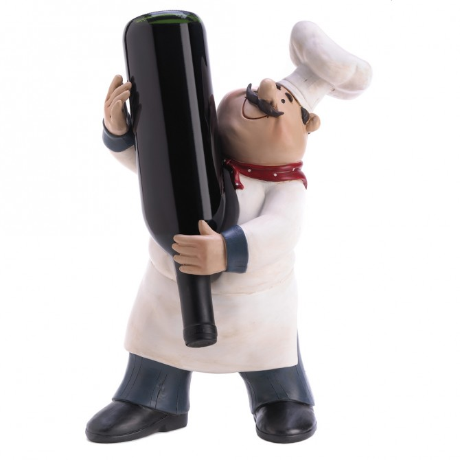 Happy Chef Wine Holder