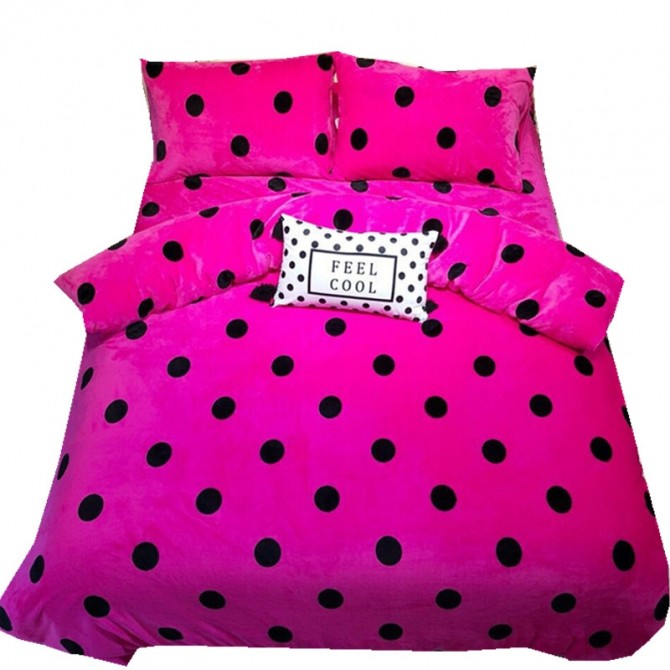 i only sleep in pink duvet cover. Black Bedroom Furniture Sets. Home Design Ideas