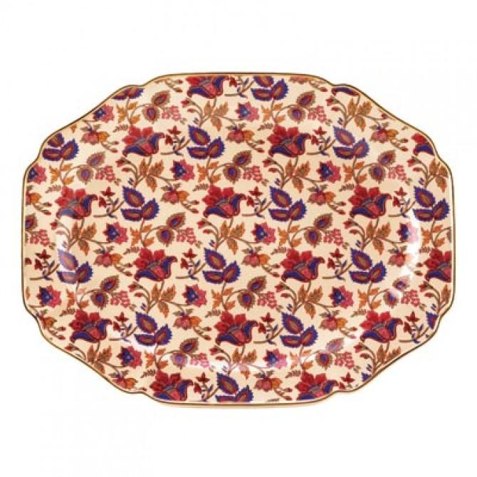 Jaipur Cream Serving Platter