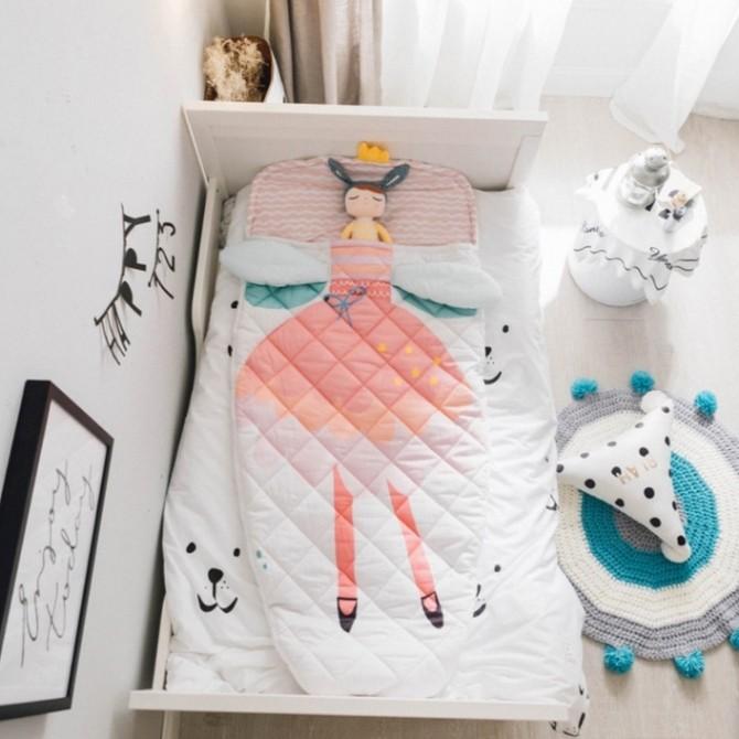 Princess Sleeping Nap Bag