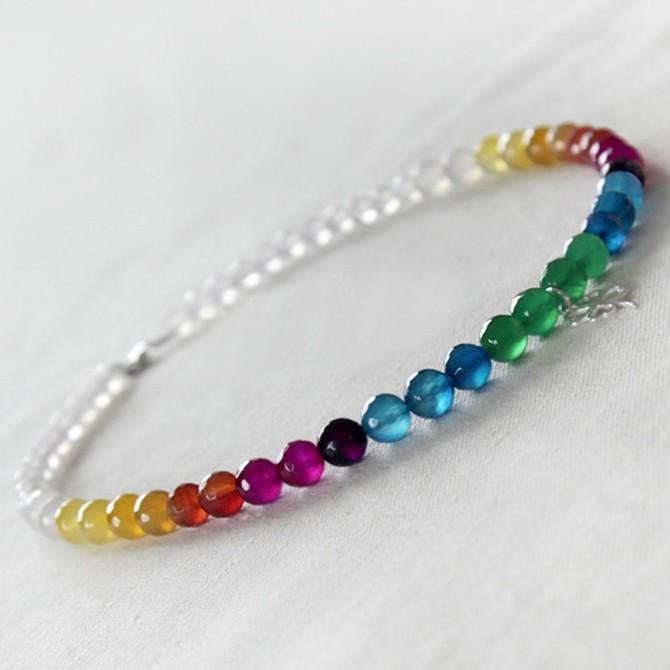Lucky Rainbow Necklace