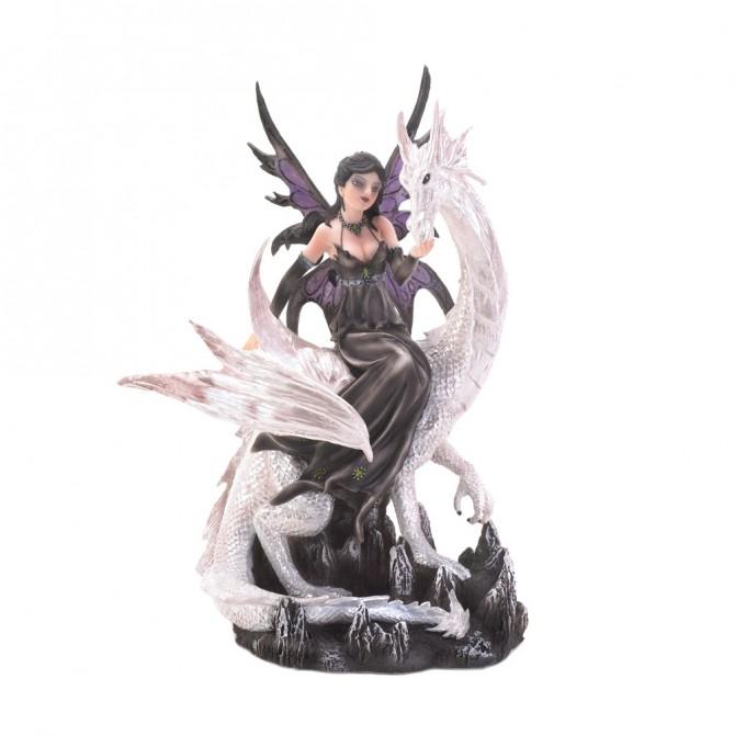 Night Tide Fairy Figurine