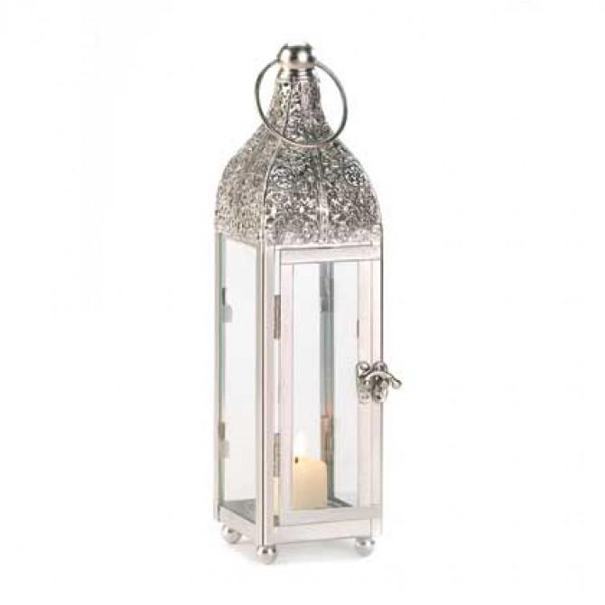Ornate Candle Lantern