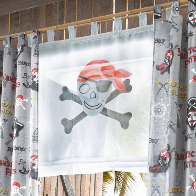 Pirate Curtain