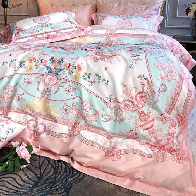 Princess Pink Luxury Duvet Cover Set