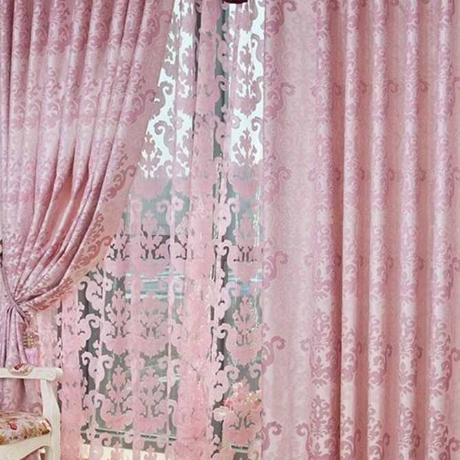Renaissance Curtain Set