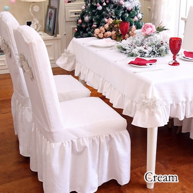 Farmhouse Chair Cover