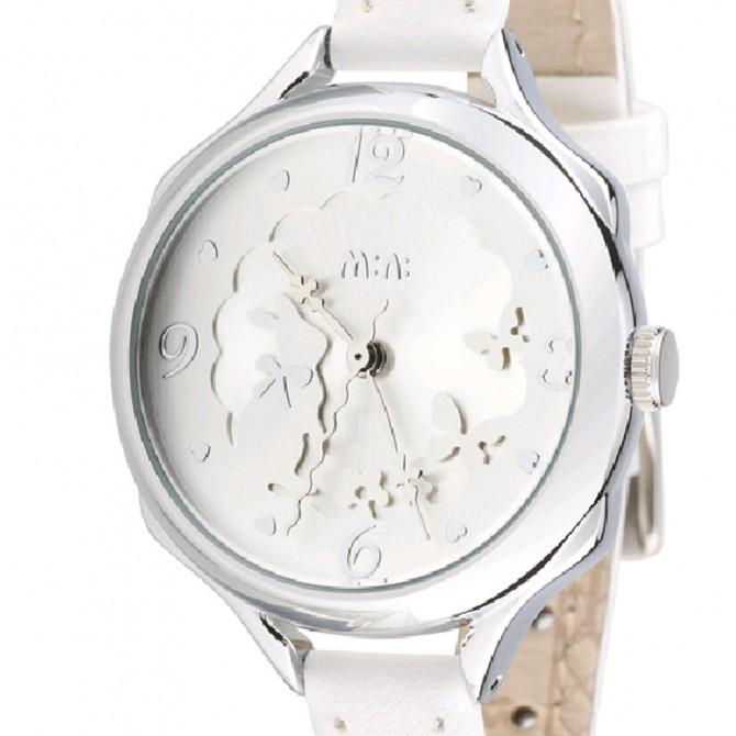 Bunny Rabbit Watch, White