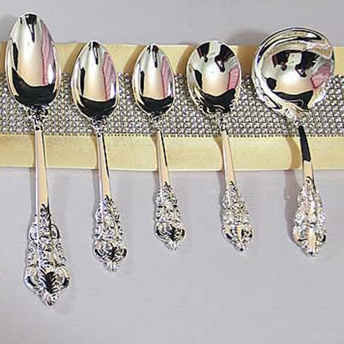 Knife Fork Spoon Set