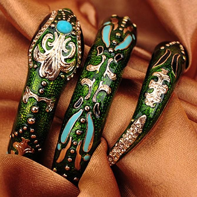 Envious Snake Bracelet