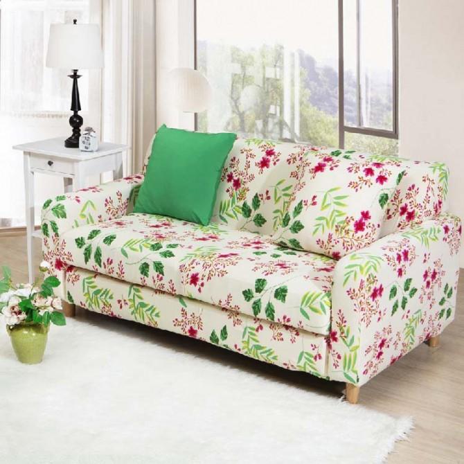 Blossom Stretch Sofa Slipcover