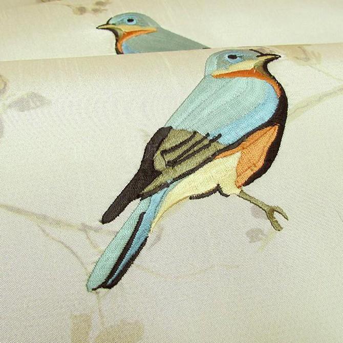 Morning Sparrow Table Runner